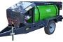 Αεροσυμπιεστής για τα κλαδέματα 1000L με βενζινοκινητήρα